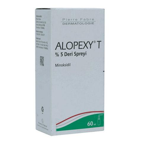 Купить Алопекси 5% флакон 60мл в Иркутске
